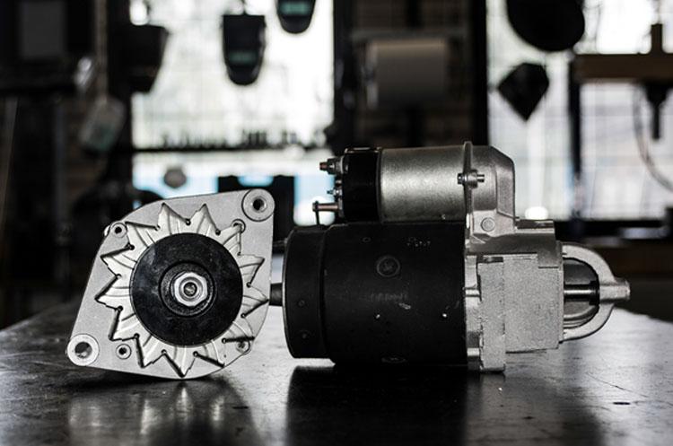 Generatorer & Startmotorer