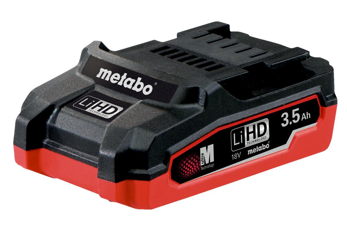 Batteri LiHD18 V – 3,5 AH (625346000)