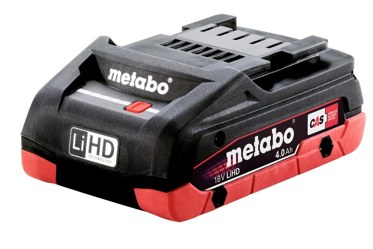 Batteri LiHD18 V – 4.0 AH (625367000)
